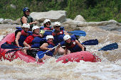 white water rafting in TN